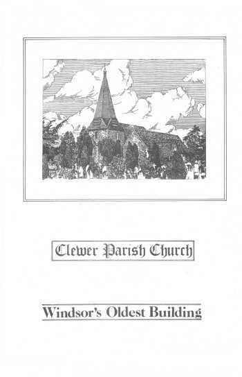 Clewer Parish - Windsors Oldest Building