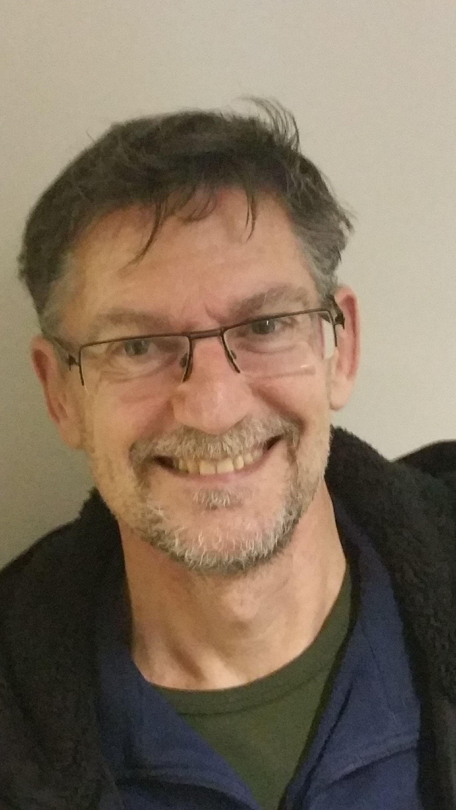Andrew Webb, Treasurer
