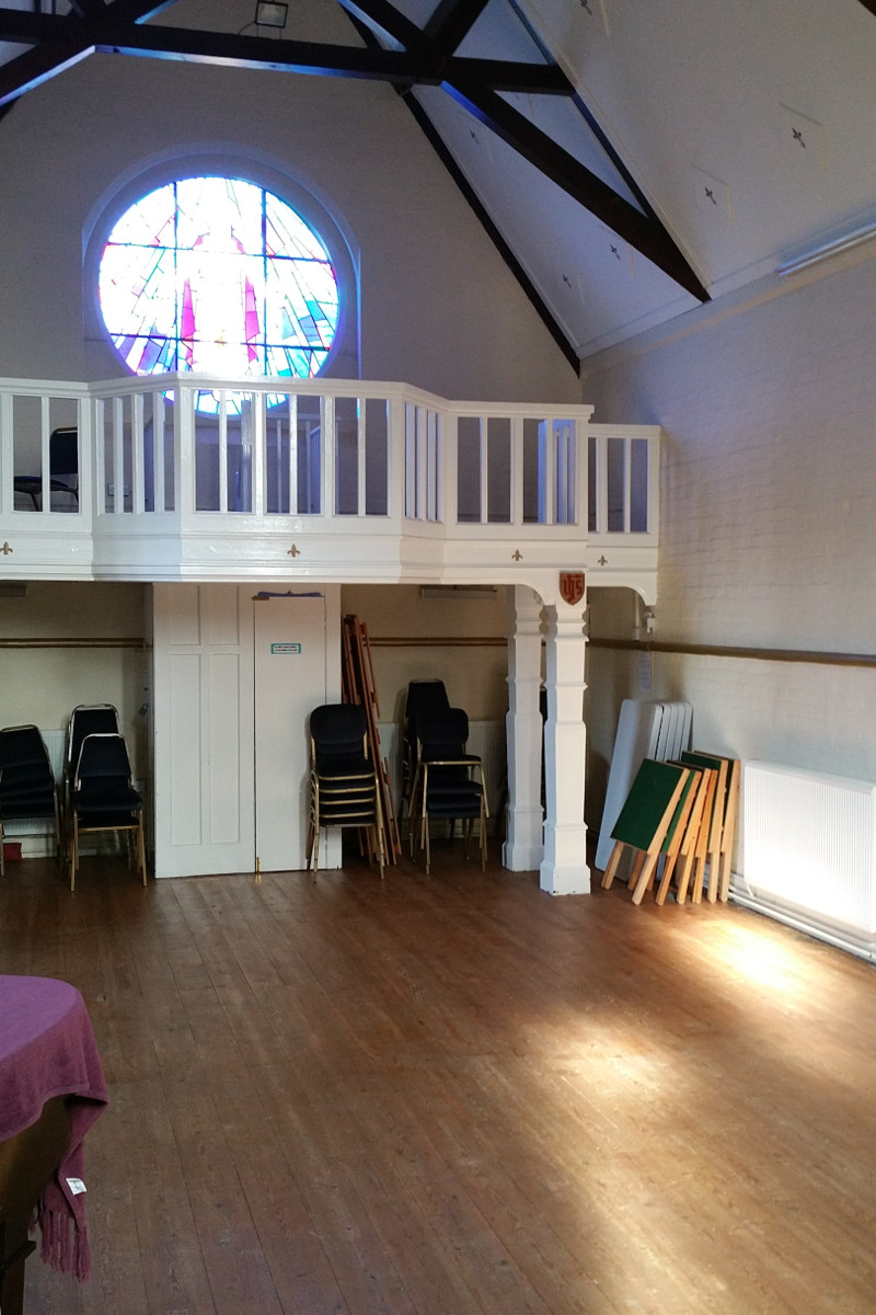 Church Hall 2
