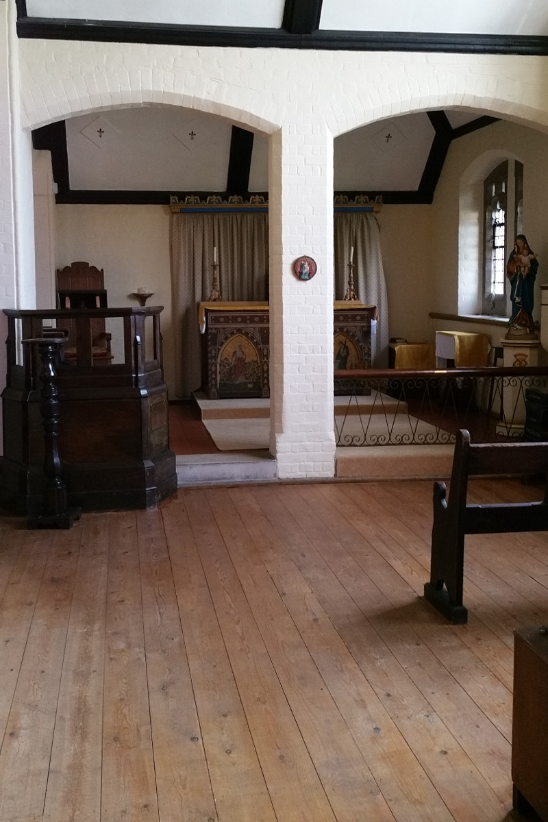 Church Hall 3