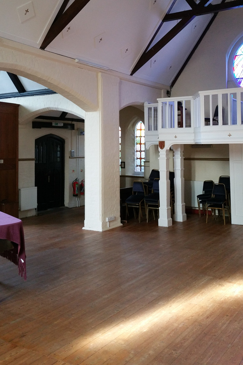Church Hall 5
